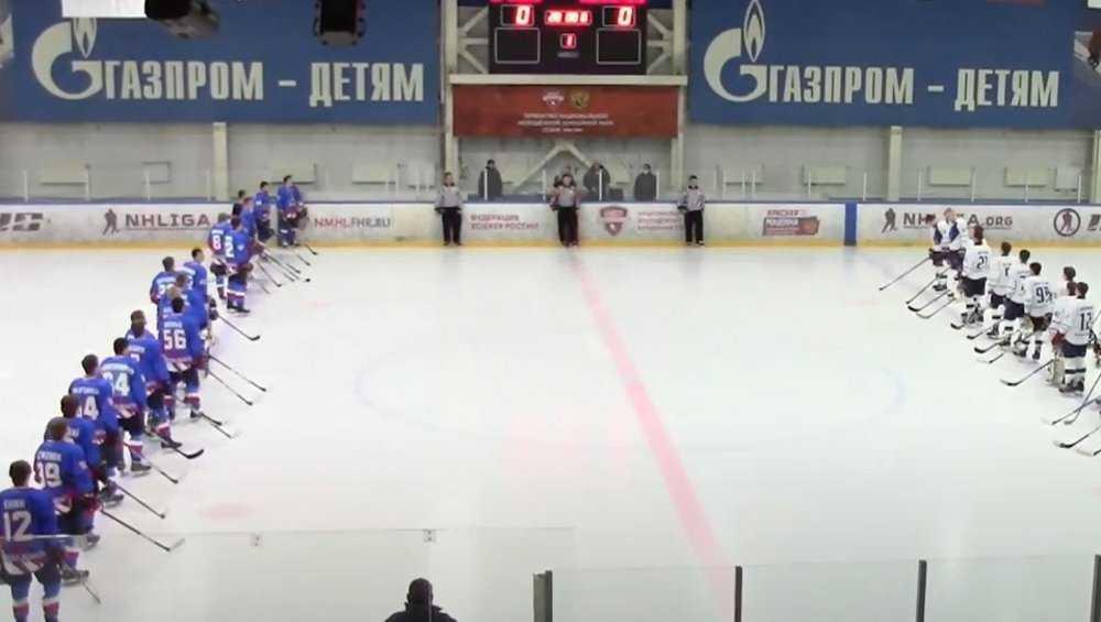 Брянские хоккеисты завершили год разгромным поражением на своем льду