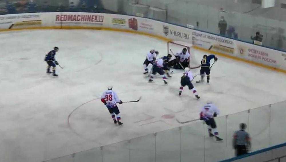 Брянские хоккеисты опять проиграли – 12-й матч подряд