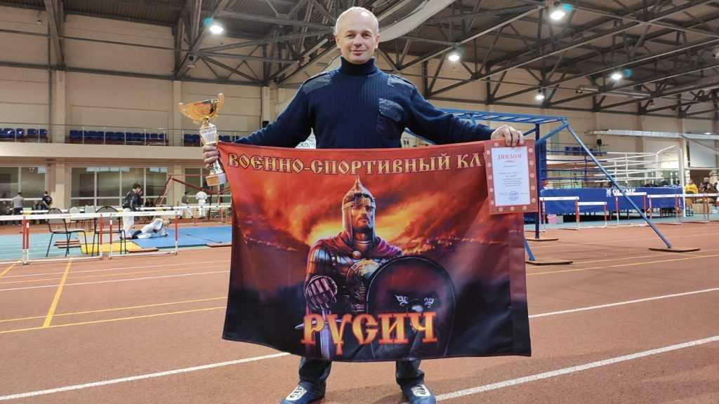 Юные брянские бойцы стали первыми на соревнованиях в Орловской области