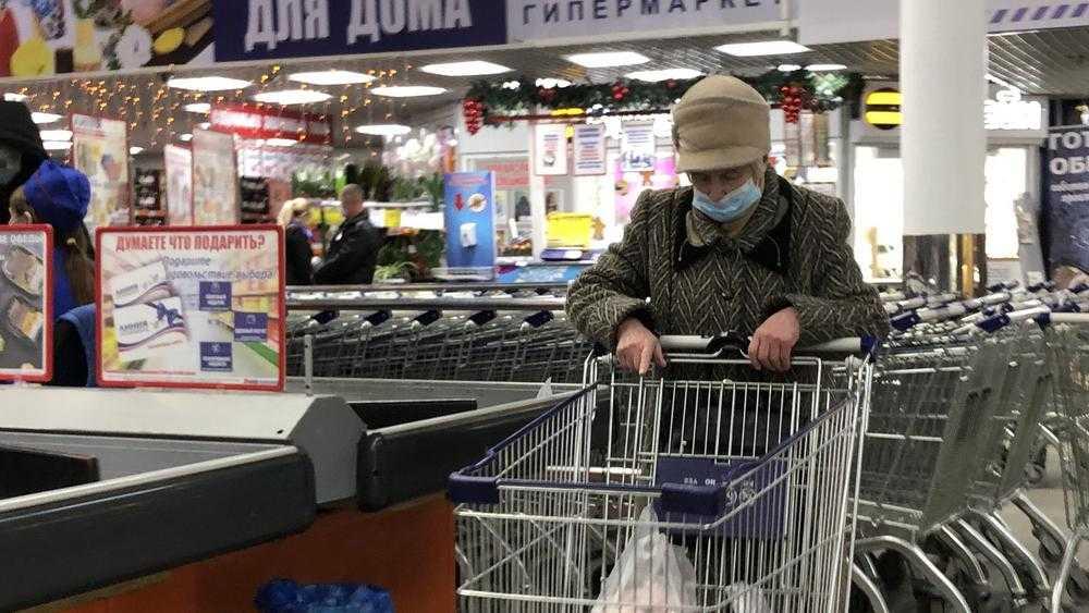 Брянцы за год потратили в магазинах 268 миллиардов рублей