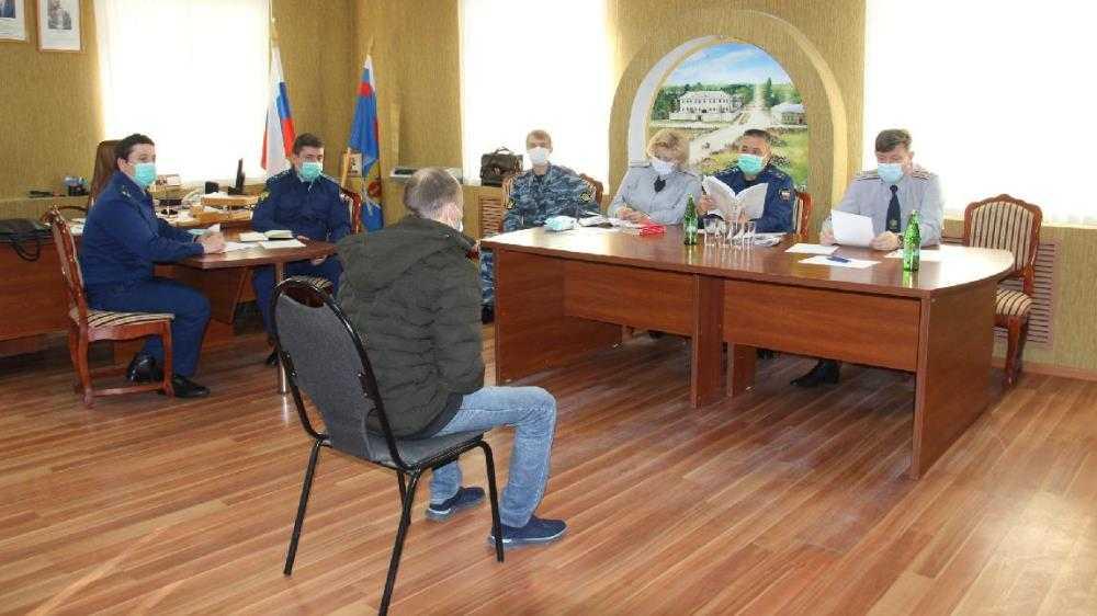Заместитель брянского прокурора нашёл нарушения в СИЗО Новозыбкова