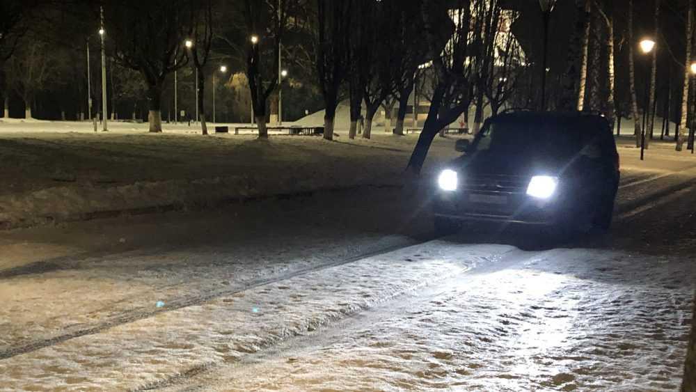 Брянские автохамы продолжили атаковать центральный парк