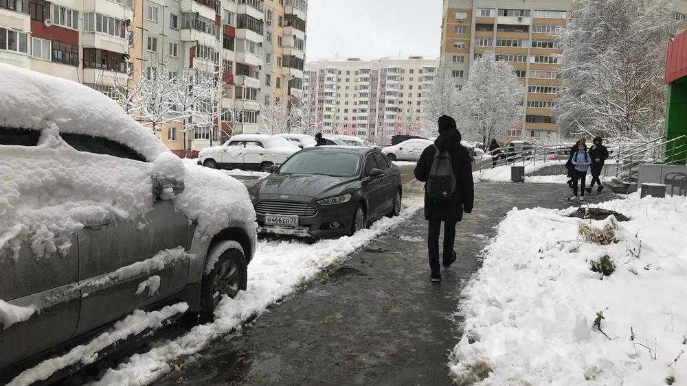 Жителей Брянской области предупредили о тумане и гололедице в среду