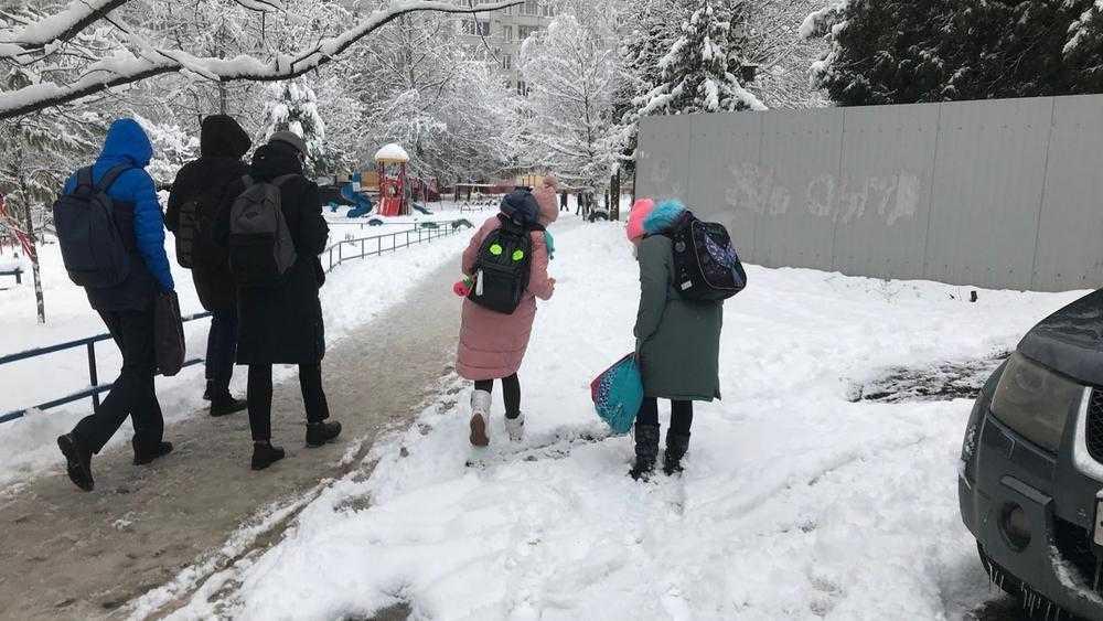 В Брянске с 1 марта отменили беззаявительную процедуру соцподдержки семей с детьми
