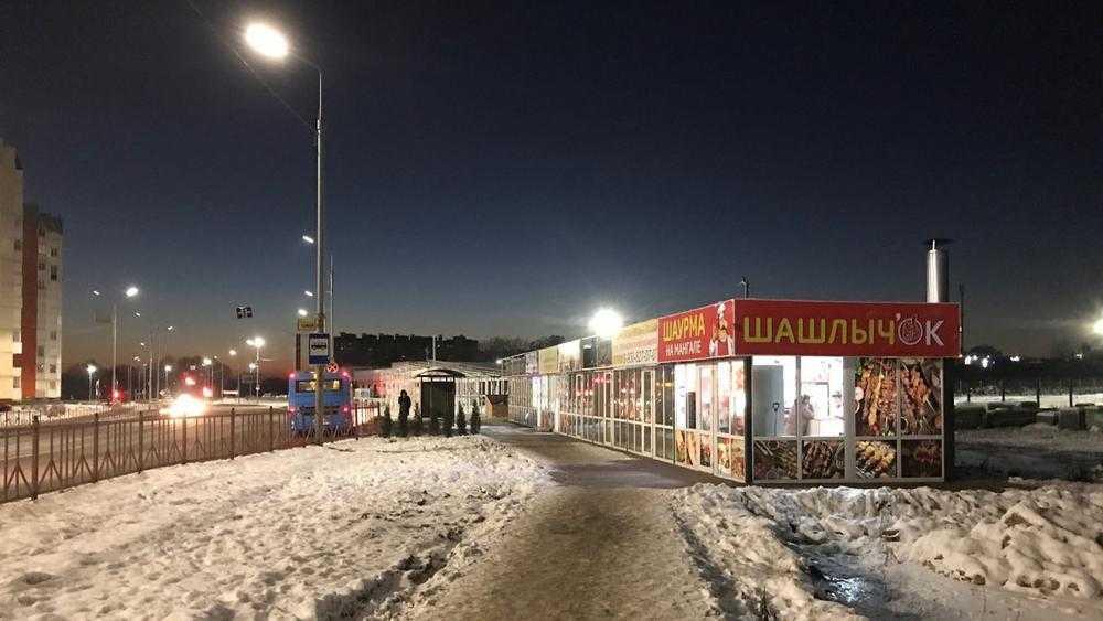 В Брянске власти на разработку единого стиля киосков выделили 220 тысяч рублей