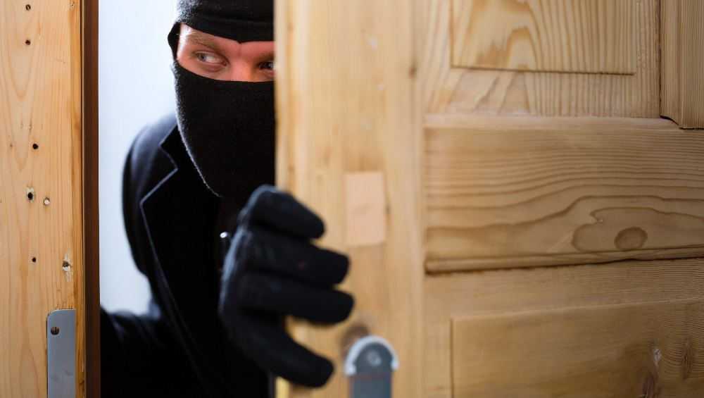 В Брянске полицейские раскрыли квартирную кражу