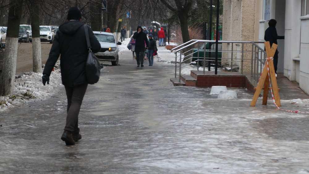 Брянские коммунальщики за плохую уборку снега получили 211 предписаний