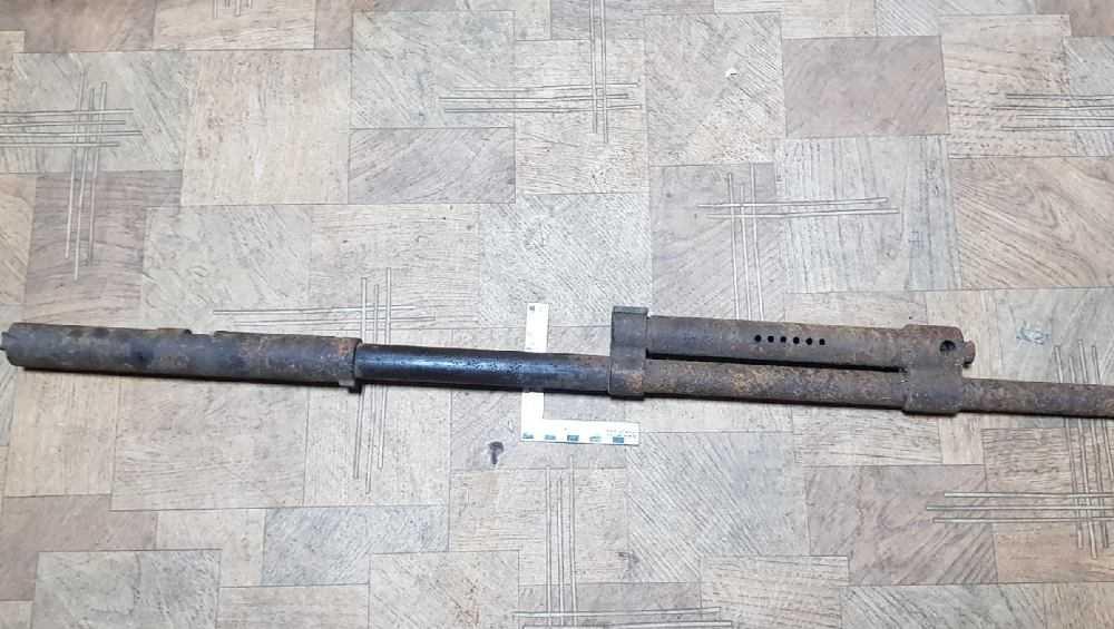 Найденный под Брянском ствол пулемета сбитого Ил-2 могут уничтожить
