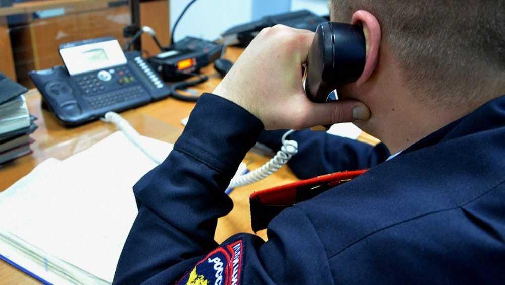 В Брянске полиция попросила помощи в опознании женщины