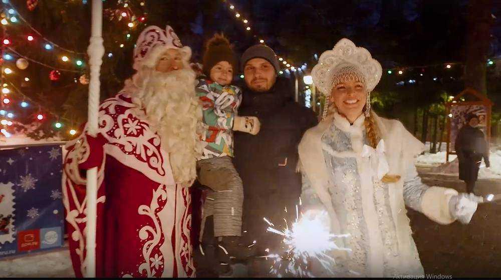 В Брянске главные волшебники города записали новогодний клип