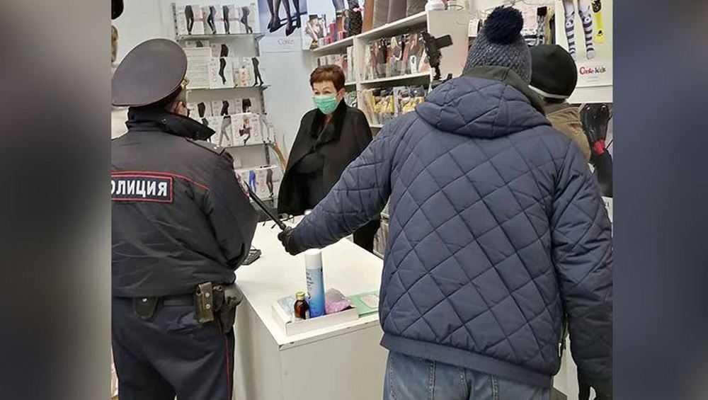 В Брянске поймали четверых нарушителей масочного режима