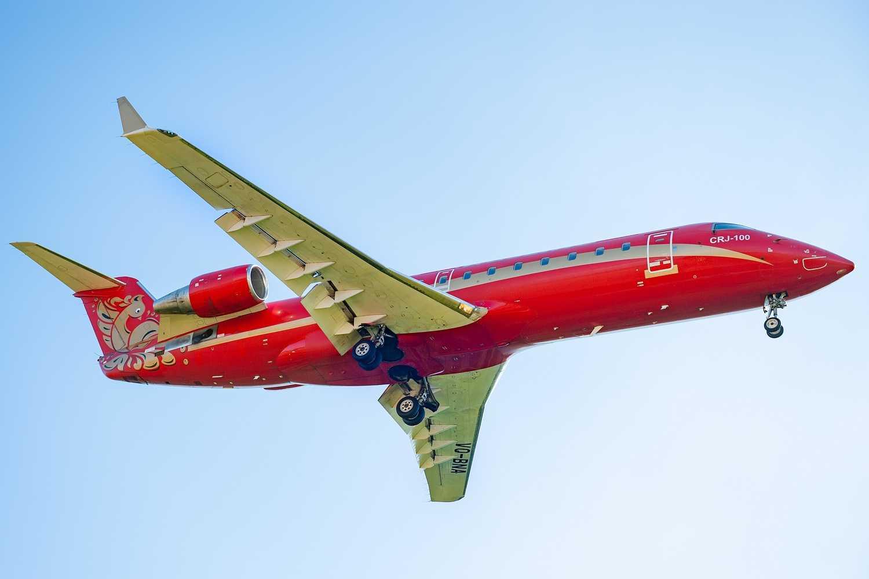 Первый самолет отправится из Брянска в Калининград 14 мая