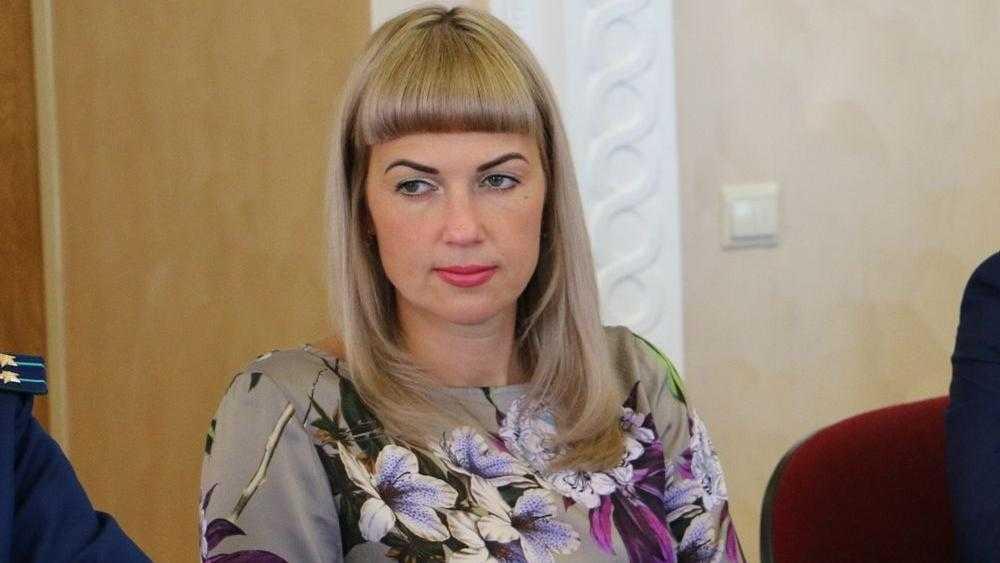 Варвару Сафронову освободили от должности главы брянской КСП