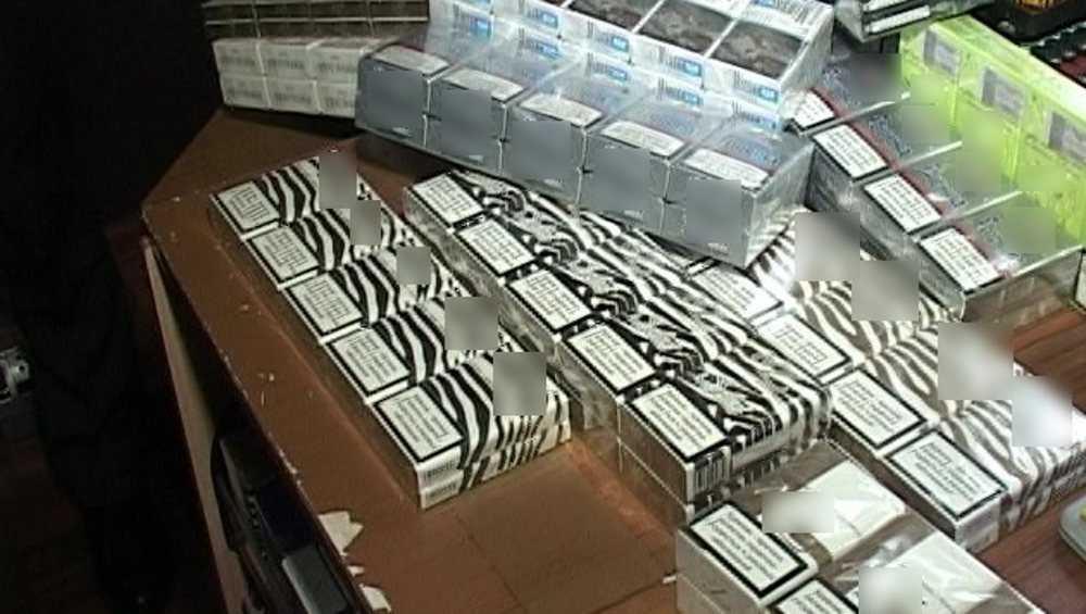 Троих брянцев осудили за торговлю контрафактными сигаретами