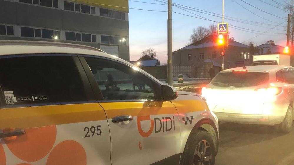 С приходом в Брянск такси DiDi сказки кончились