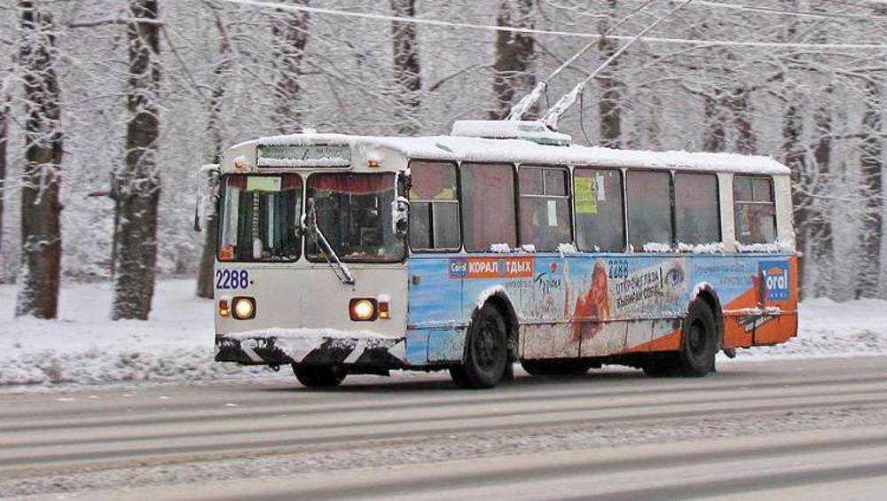 В Брянске увеличат число рейсов троллейбусов № 1 и 6