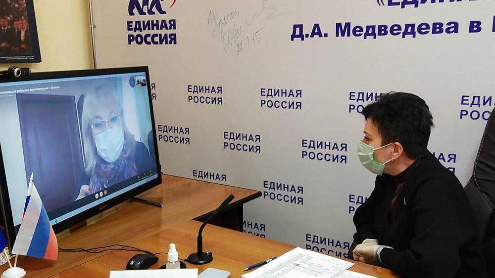 Валентина Миронова поможет в решении вопроса ремонта пришкольной дороги в Бежицком районе