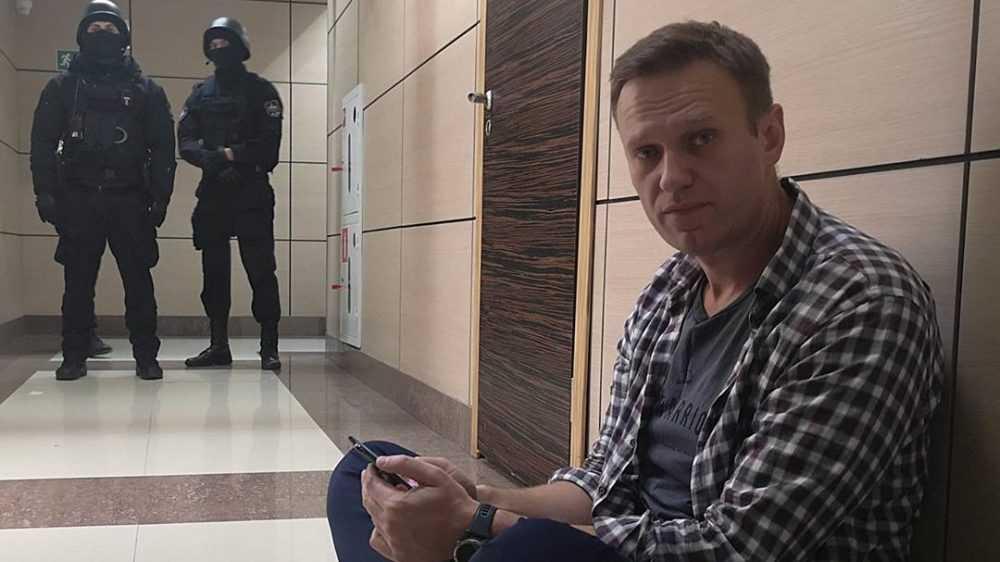 Американцы назвали срок заключения Навального