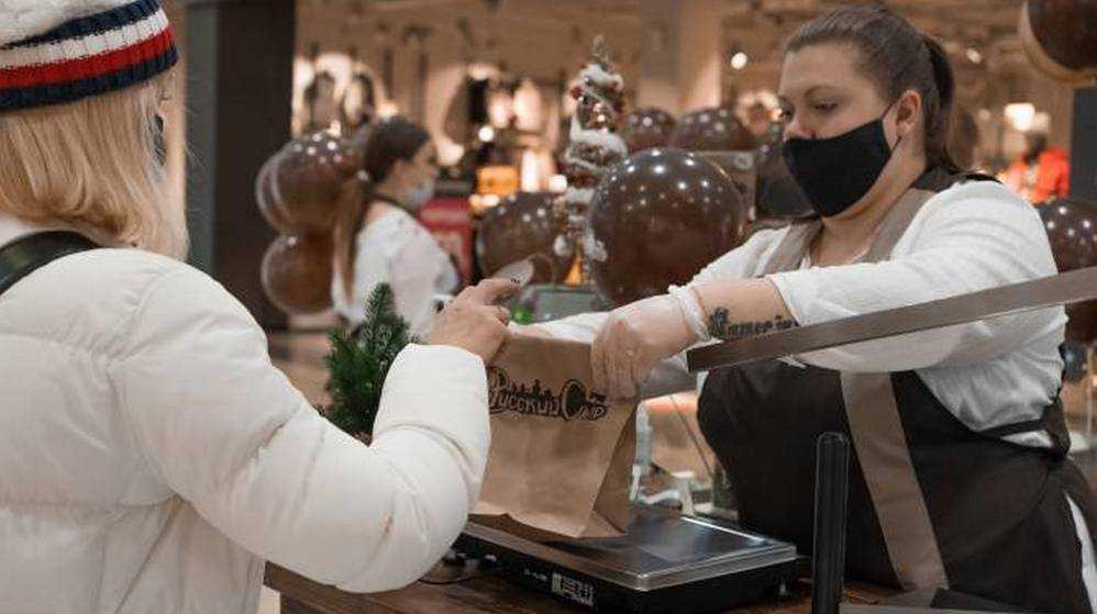 В брянском ТРЦ «Аэропарк» открыли бутик соблазнительных сыров