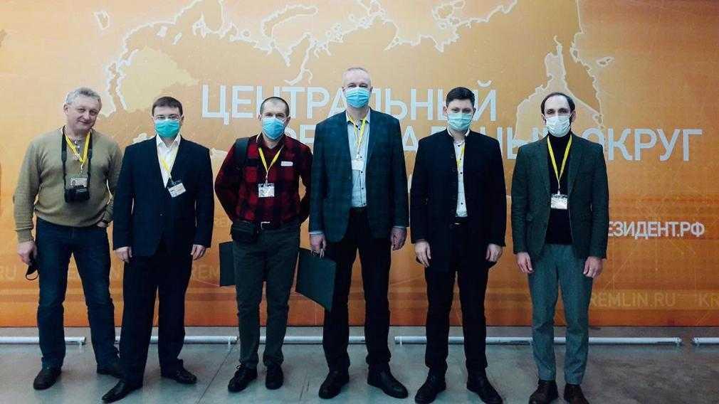 Семеро брянских журналистов прибыли на пресс-конференцию Путина