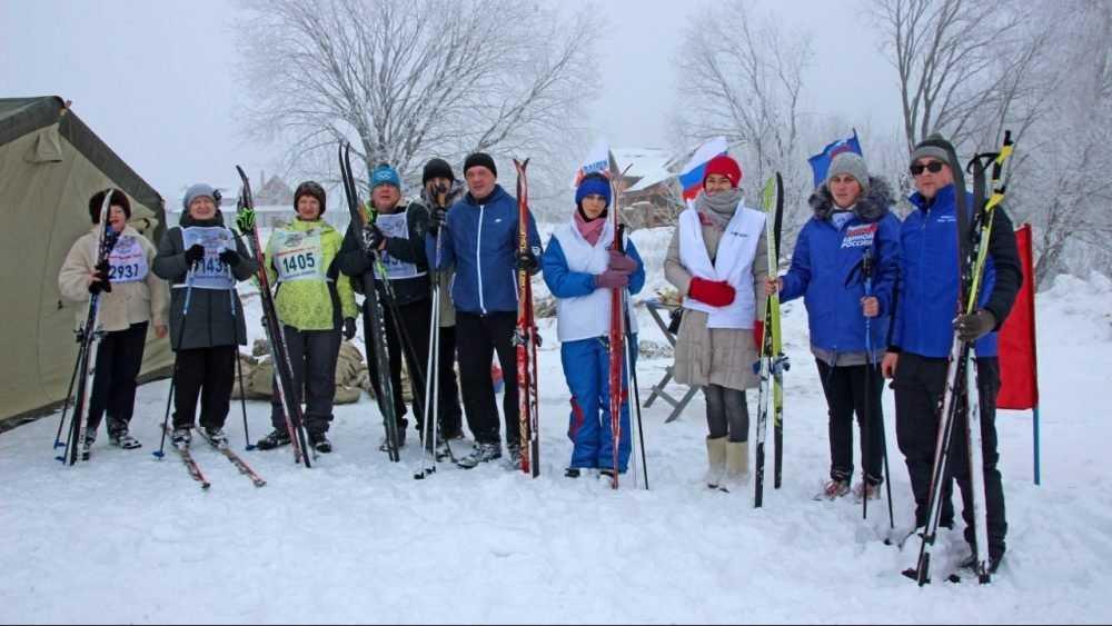 На лыжню – всем Почепским районом!