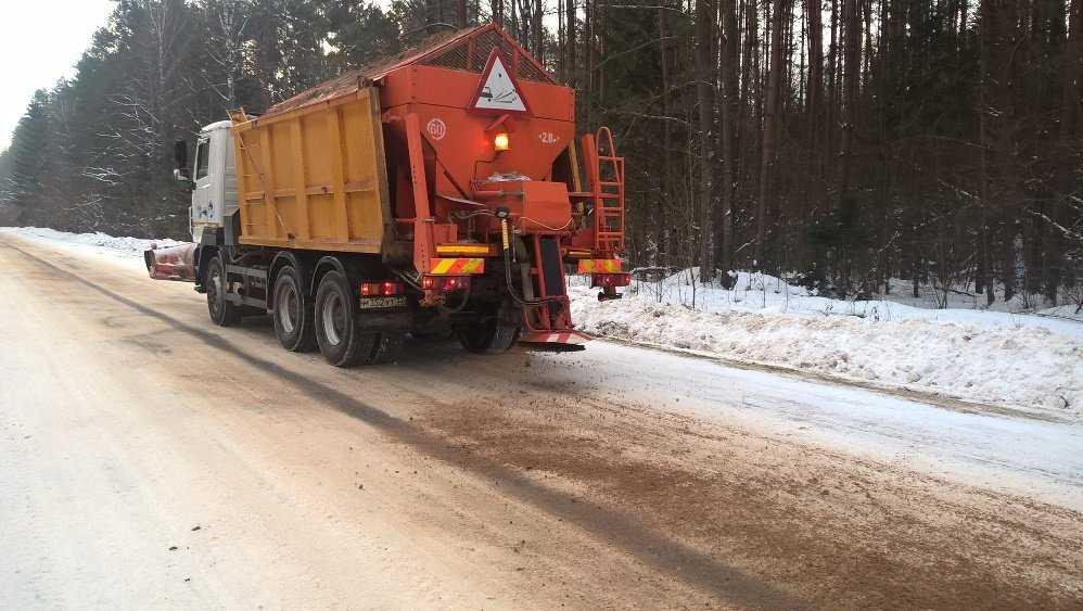 В Брянской области на борьбу со снегом выйдут 77 патрульных отрядов