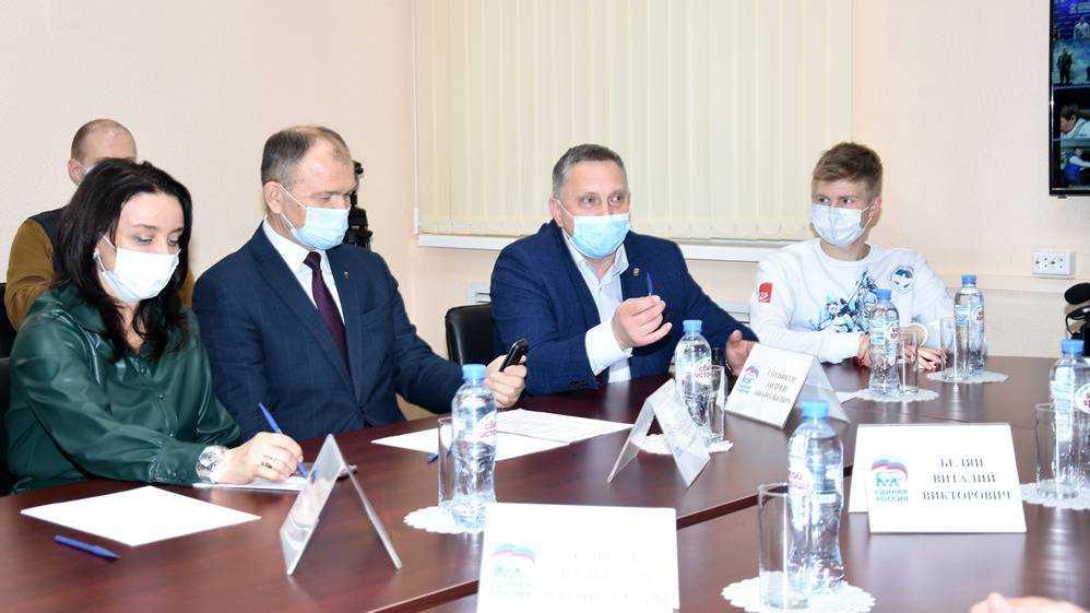 Андрей Сотников: Деятельность волонтерских центров «Единой России» приносит неоценимую пользу