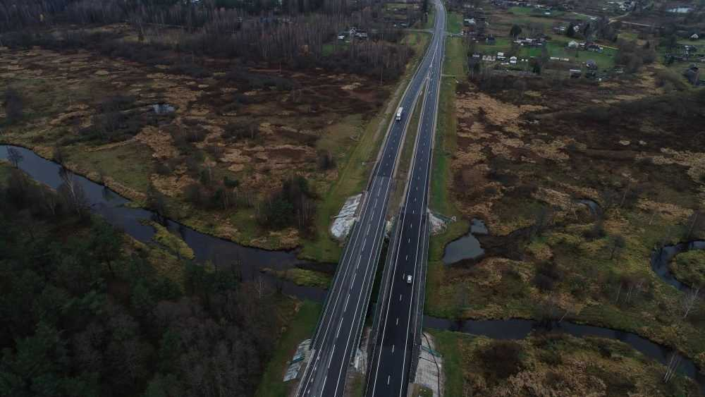 В Брянской области участки федеральных дорог расширят до четырёх полос