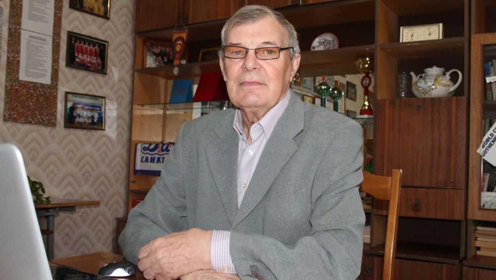 В Новозыбкове ушел из жизни известный тренер Валентин Александров