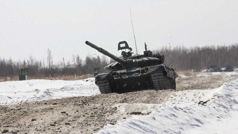 Военнослужащие Брянской области начали масштабные учения