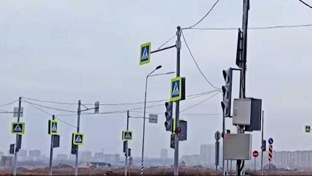 Брянцы поняли, как им повезло со светофорами