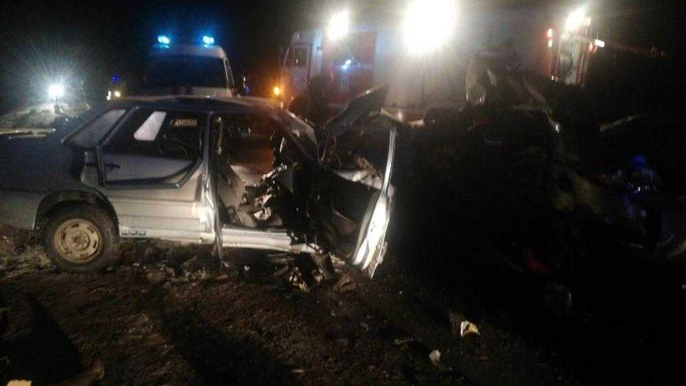 В страшном ДТП на трассе Брянск − Смоленск погибли 6 человек