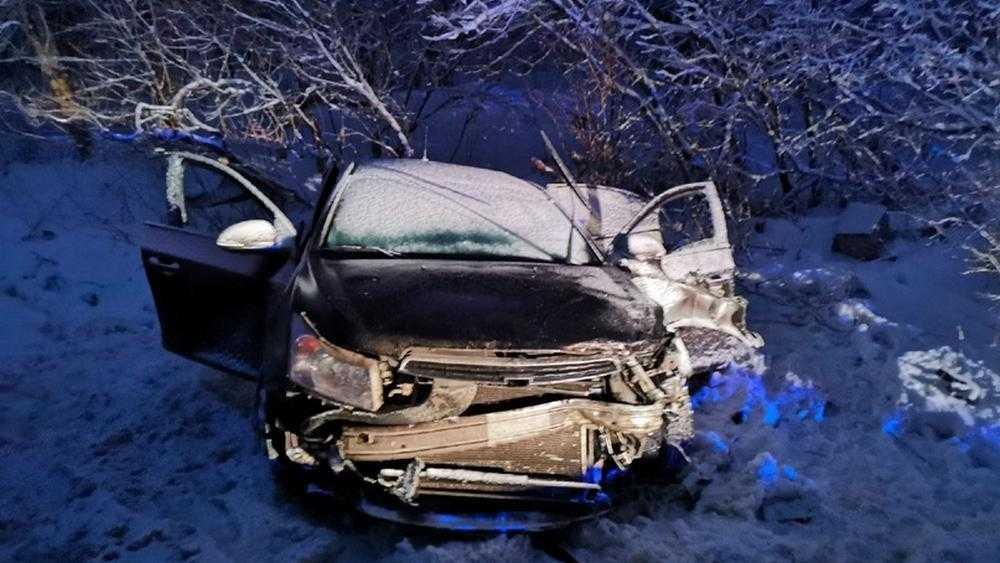 В ДТП под Брянском погибли 12-летний ребенок и водитель