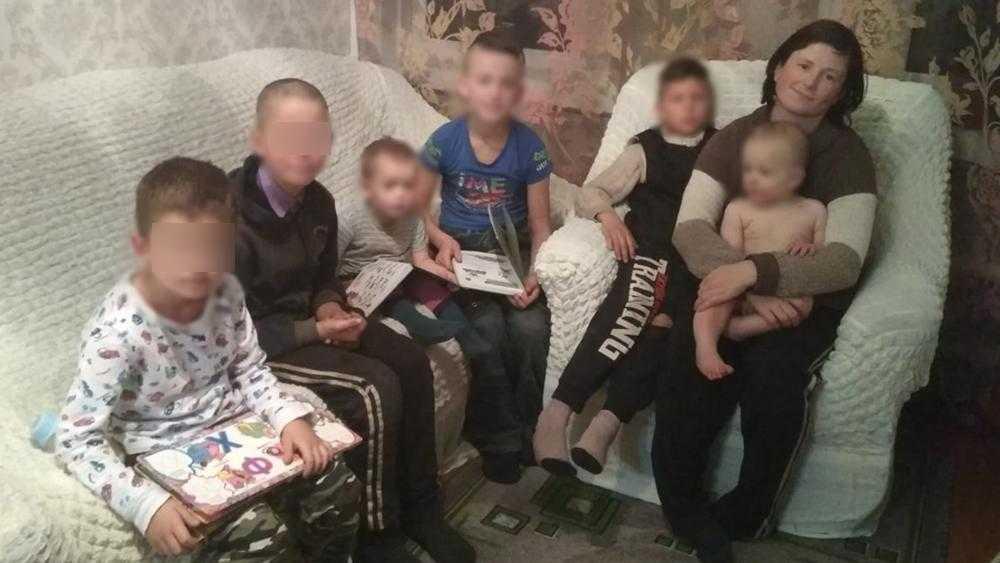 На покупку дома многодетной семье отдала свое наследство женщина из Новозыбкова