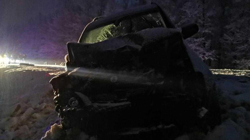 Под Брянском в трагическом ДТП погибли 12-летний ребенок и водитель