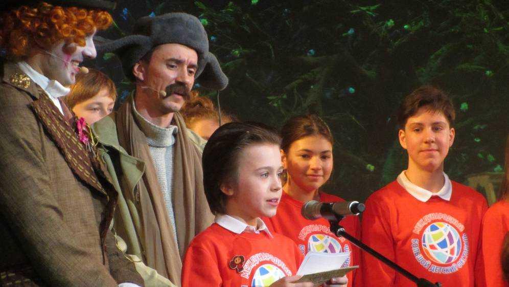 Спектакль Брянского ТЮЗа стал лауреатом двух крупнейших Международных театральных фестивалей