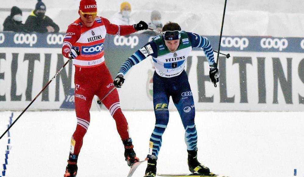 Брянского лыжника Большунова наказали испытательным сроком