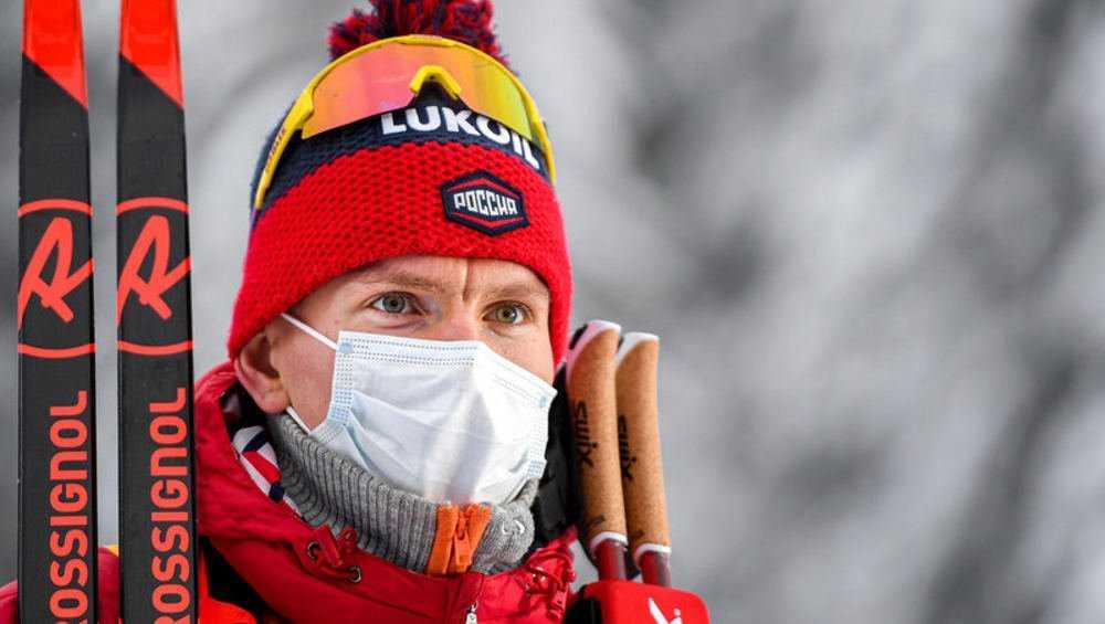 Брянский лыжник Большунов прокомментировал инцидент после «бронзовой» гонки