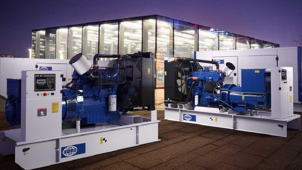Газопоршневая электростанция 1000 кВт от Компании «Дизель-Систем»