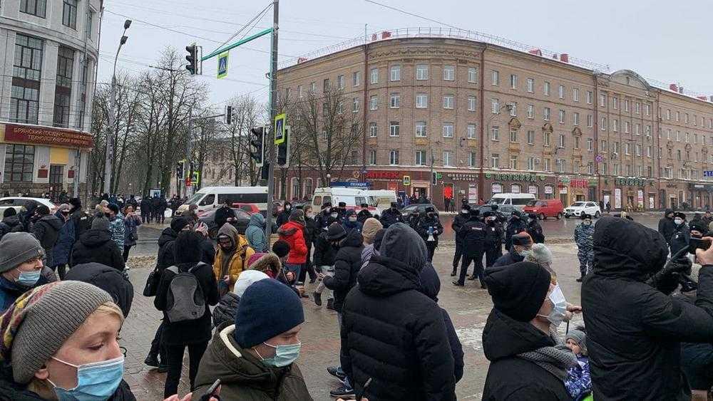 «Надо еще дубинкой»: брянским сторонникам Навального прописали рецепт