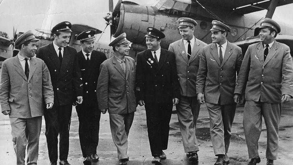 В Брянске 60 лет назад открыли новый аэропорт