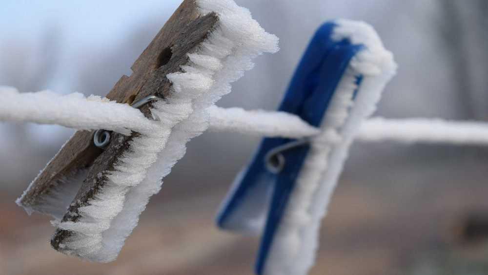 Жителей Брянска предупредили об аномальных морозах 20 января
