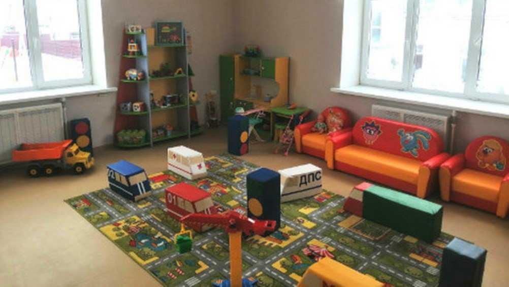 В Навле Брянской области открыли новые ясли для 55 малышей