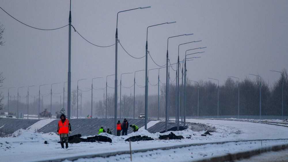 На строительство дороги Брянск-I − Metro направят 938 млн рублей