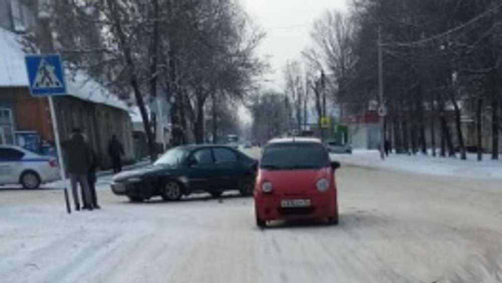 В Новозыбкове в ДТП покалечилась 32-летняя автомобилистка
