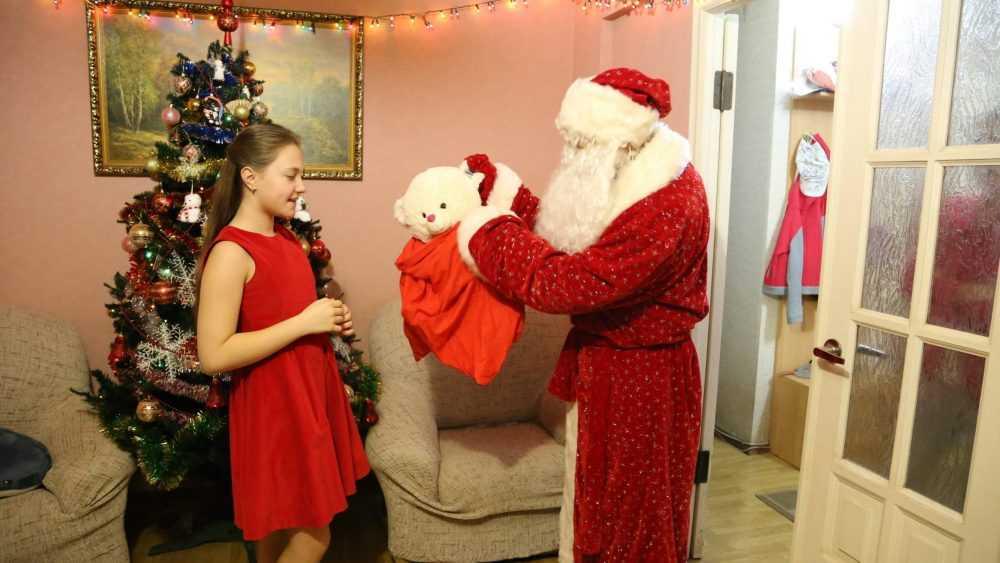 В ходе благотворительной акции в Брянском регионе исполнено более 2500 детских желаний