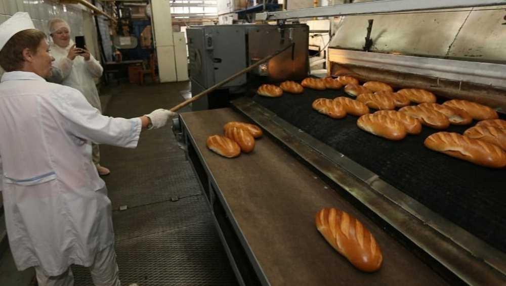 Брянские пекари получат поддержку в 26 миллионов рублей