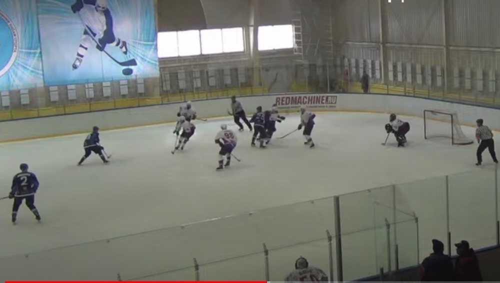 Брянские хоккеисты в Белгороде уступили хозяевам со счетом 0:5