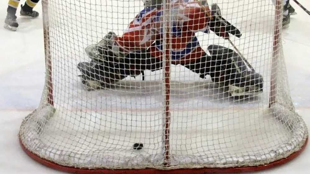 Брянские хоккеисты на своем льду обыграли «Академию Михайлова» из Тулы