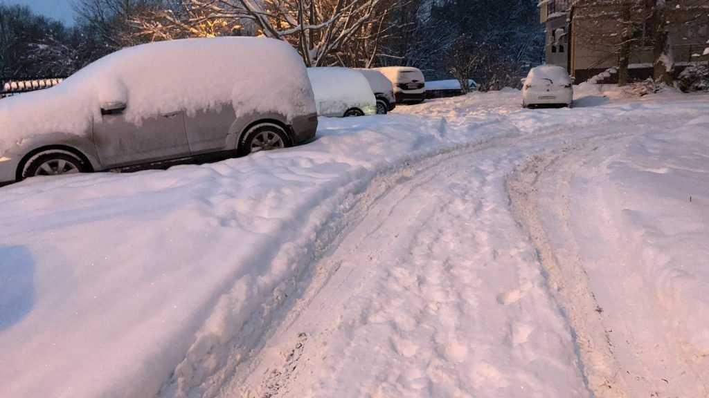В Брянской области сильно похолодает к выходным